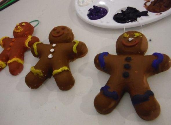 Atelier créatif Culinaire Pain d'épice