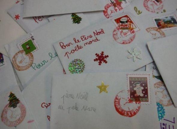 Atelier créatif Lettre au Père Noël